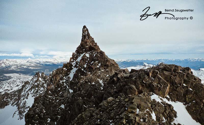 Ken Minaret, Sierra Nevada.