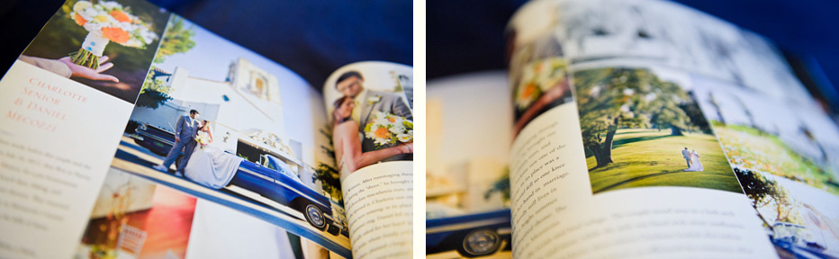 Montecito Journal, wedding published