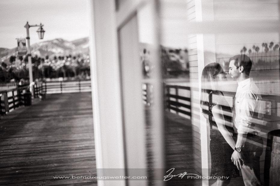 Santa Barbara Engagement Session, Stearn