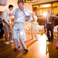 Dancing at the wedding receiption, Montecito Country Club.