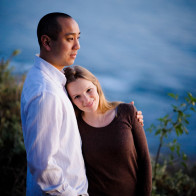 Portrait photography at Douglas Family Preserve.