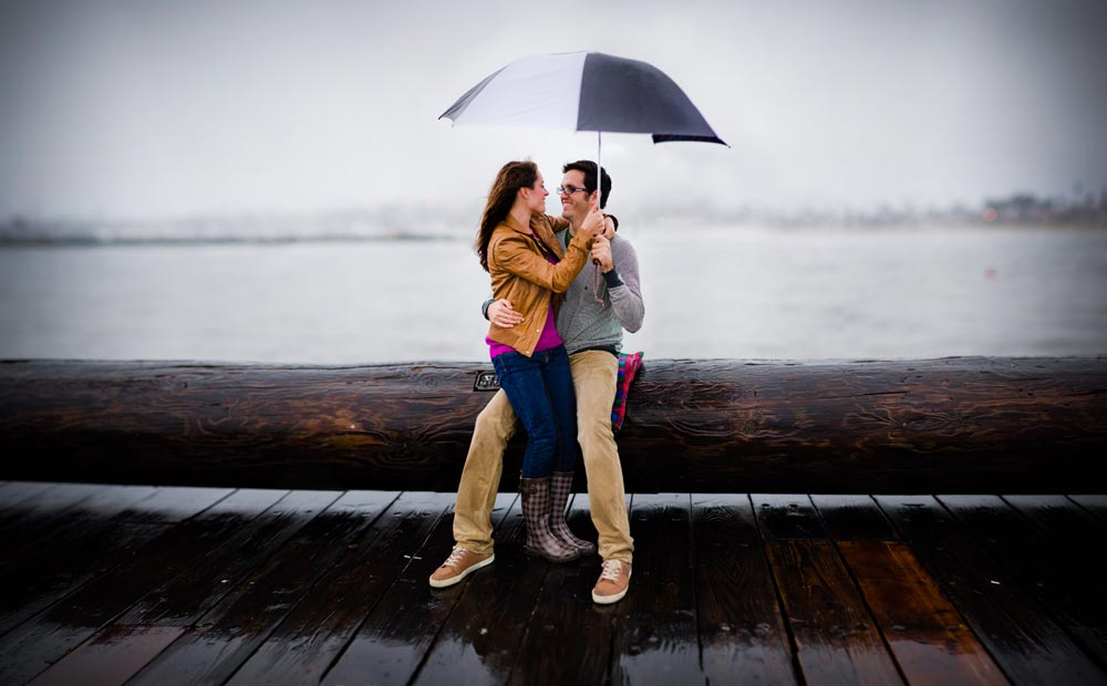 Best engagement portraits by Santa Barbara wedding Photograher.