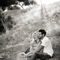 Engagement session in Santa Ynez Valley.