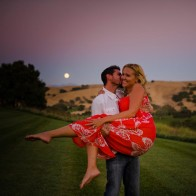 best santa ynez engagement photography