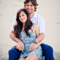 Best couple portraits in Santa Barbara.