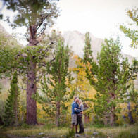 Sierra engagement photograhy